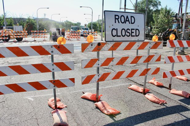 Metra expects to complete work on the crossing at 111th Street July 14th, according to a spokeswoman.