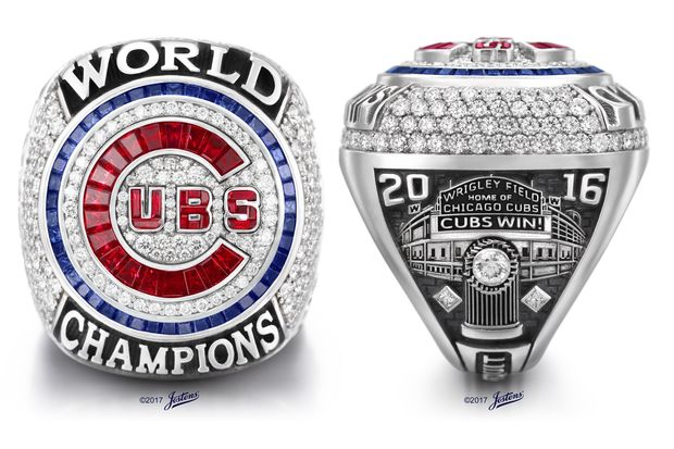 Chicago Cubs Ring Raffle