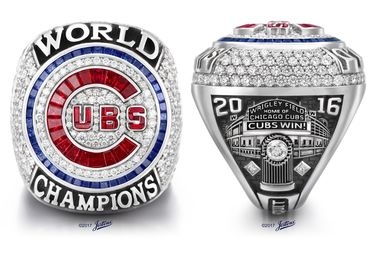 The Chicago Cubs will raffle off a 2016 World Series Championship ring to one lucky fan.