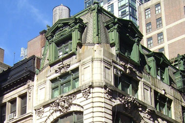The Kaskel & Kaskel building at 316 Fifth Ave. will be replaced by a mixed-use skyscraper, according to plans filed with the DOB this week.