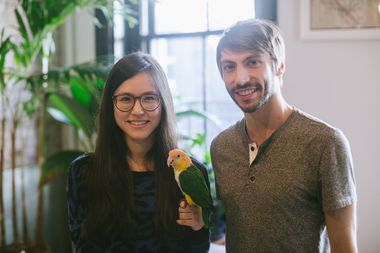 Joinery founders Julia Ramsey and Vianney Brandicourt hope their platform Joinery changes the way renters find apartments in the city.