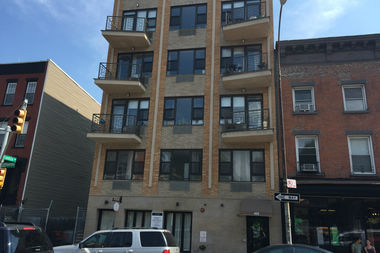 Two below-market-rate apartments are available for housing-lottery applicants at 452 Lafayette Ave., with applications open until Aug. 1.
