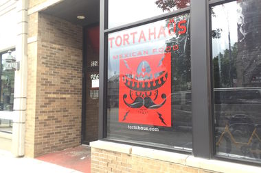 Torta Haus appears to be closed.