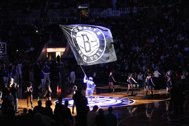 The Brooklyn Nets are looking for a new public address announcer for home games at the Barclays Center.