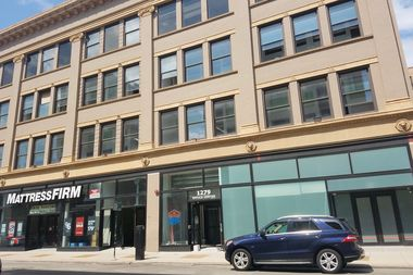 Extra Space Storage will be opening an outpost at 1279 N. Milwaukee Ave., next to Mattress Firm.