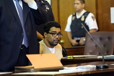Richard Rojas, 26, pleaded not guilty Thursday to charges including murder, attempted murder and assault.