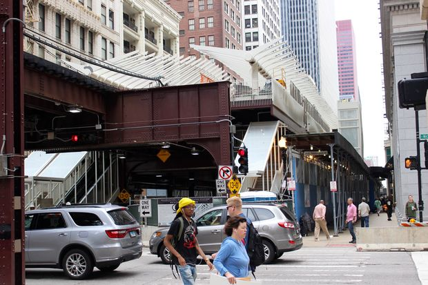 The new CTA stop coming to Washington and Wabash is projected to be the fifth-busiest station in the city once it opens Downtown.