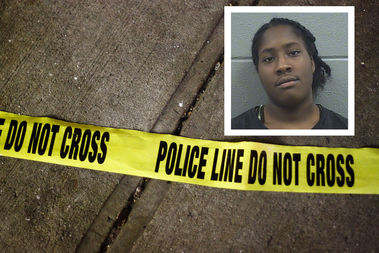 Tynisha Blissit, 18, is charged with attempted first-degree murder and aggravated battery.
