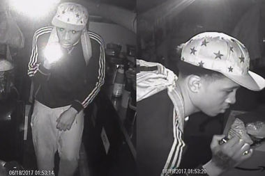 The young thief is thought to have burglarized two Greenpoint buisnesses in June, according to police.