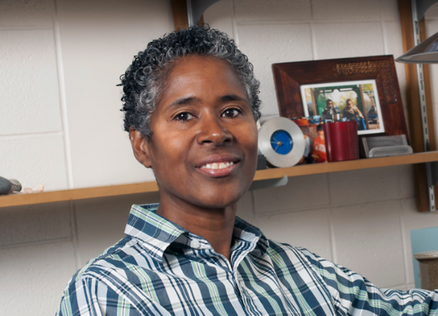 Professor Phoenix Matthews of the University of Illinois Chicago researches the health challenges of the LGBT community.