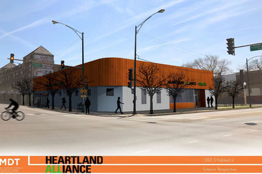 Heartland Alliance Health Center will open a center in Englewood at 5501 S. Halsted St.