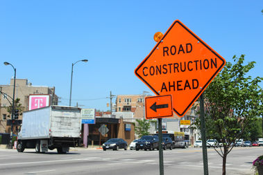 The Illinois Department of Transportation is prepping to resurface Lincoln between Leland and Foster.