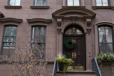 The apartment where Carrie Bradshaw lived in