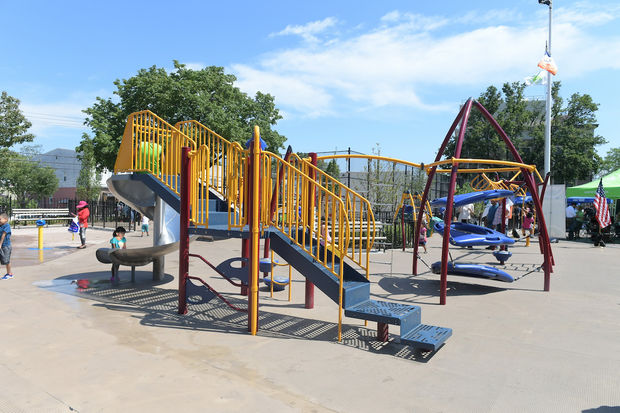 Parks Department/Malcolm Pinckney