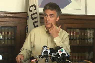Cook County Sheriff Tom Dart said federal officials should focus on stopping violent crime, not immigration enforcement.