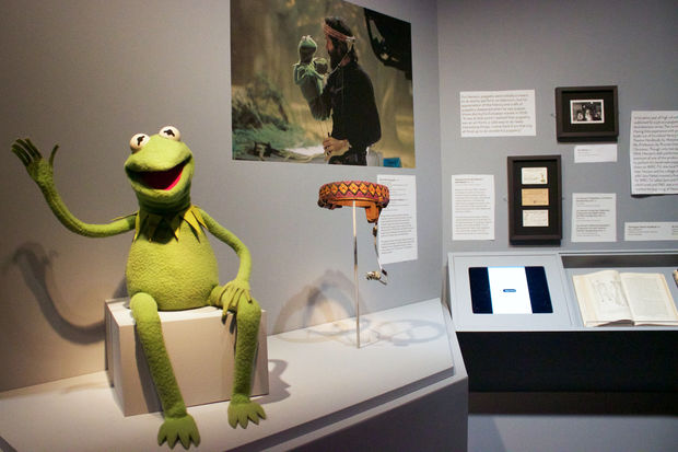 A gallery devoted to the puppeteer's career will open at the Museum of the Moving Image in Astoria.