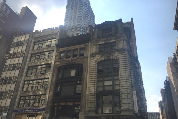 City Won't Landmark Century-Old Fifth Ave  Building, Officials Say
