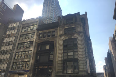 316 Fifth Ave. is slated for demolition to make room for a 40-story condominium building, plans show.