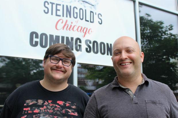 Joshua Ramatowski and Aaron Steingold.