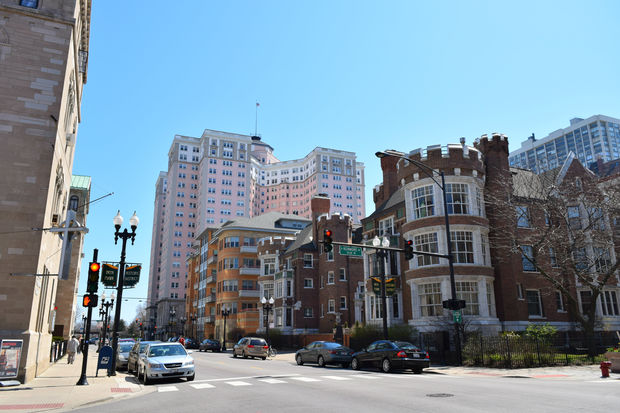 The Pink Edgewater Beach Apartments Co Op Building Has Several Units Available Including One