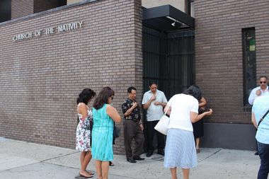 Parishioners of Church of Nativity on Second Avenue fought to keep their church open, to no avail.