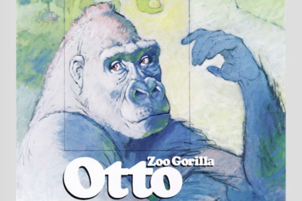 Otto, then head of Lincoln Park Zoo's troop of gorillas, went on a stroll 35 years ago Thursday.
