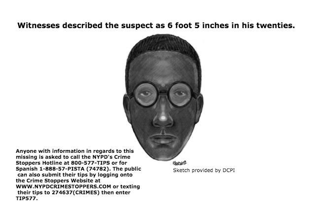 trumpet suspect