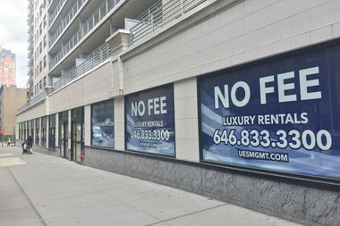 Manhattan saw its largely yearly decline in net effective rent, which is the price after a landlord concession, the report said.
