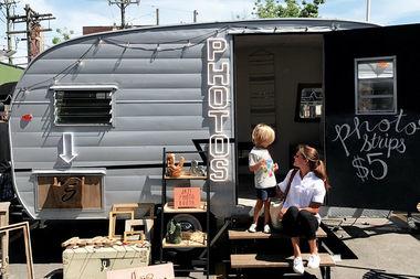 Antique Taco will host its Sunday City Market every Sunday through Sept. 9.