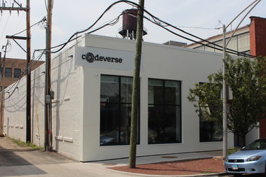 Codeverse has opened in a white building at 819 W. Eastman St. Inside it's open, welcoming and with an with an emphasis on hands-on learning.