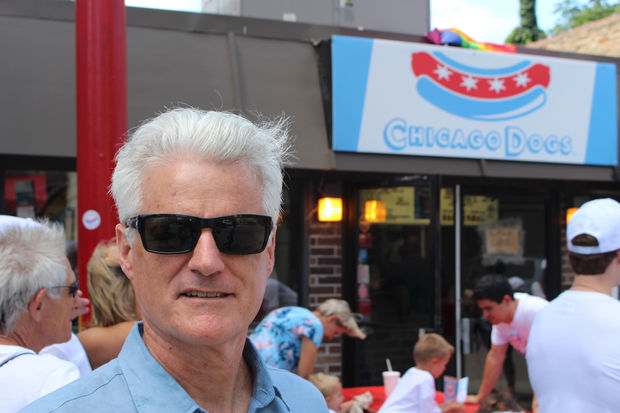Shawn Hunter, one of the owners of the Chicago Dogs, said the Rosemont-based team was looking for a Chicago promotion to launch the franchise.