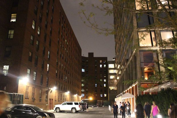 Neighbors Seeing People Have Sex at Rowdy New LES Hotel