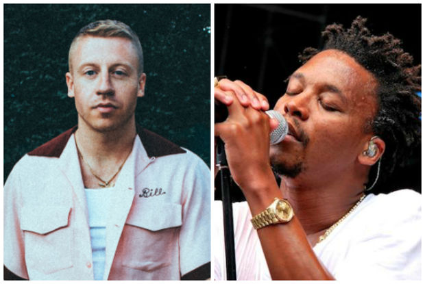 Macklemore and Lupe Fiasco are part of a festival at Guaranteed Rate Field.