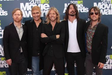 Surprise Foo Fighters To Play At Metro Friday But