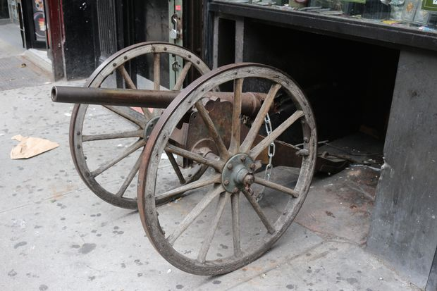 New York's Oldest Military Surplus Store