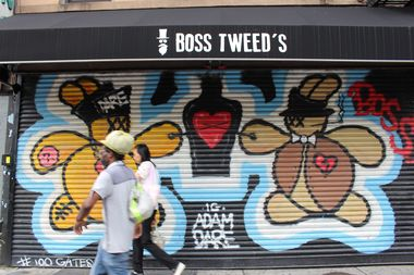 Boss Tweed's Saloon is located at 115 Essex St.