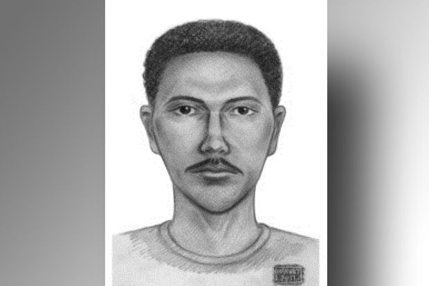 Investigators released the sketch Wednesday night. The man in the sketch isn't considered a suspect and police have just described him as a person of interest.