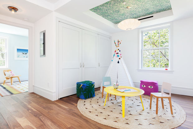 Studio DB custom designed this townhouse at 15 Willow St. in Brooklyn Heights, listed for $11.5 million.