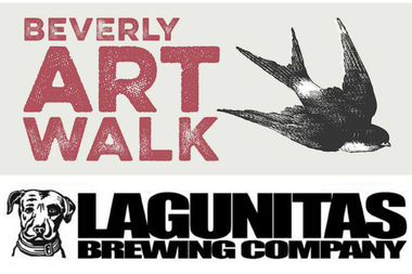 Lagunitas Brewing Co. will host a fundraiser for the Beverly Art Walk from 5:30-8:30 p.m. tonight at its taproom in North Lawndale.