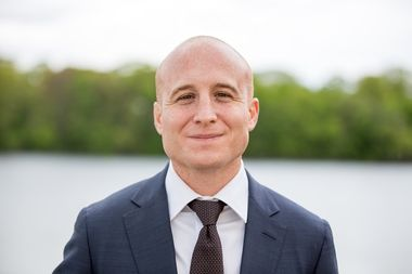 Army veteran Max Rose, who won a Purple Heart while in Afghanistan, became the fifth Democrat to enter the race to face off against Rep. Dan Donovan for his Congressional seat in 2018.