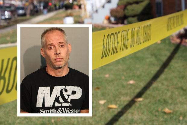 Stephen Casica, 43, is charged with battery, unlawful use of a weapon, aggravated unlawful use of a weapon and violating the concealed-carry act.