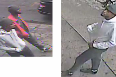 These men are suspected of carrying out a daylight robbery at a bodega on Jefferson Avenue at Marcus Garvey Boulevard on Aug. 2, police said.