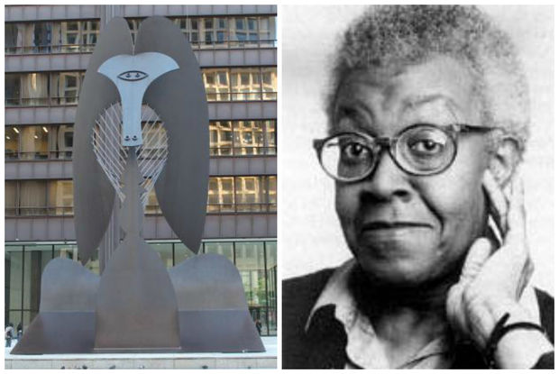 Fifty years ago, Gwendolyn Brooks wrote a poem for the unveiling of Picasso's sculpture.