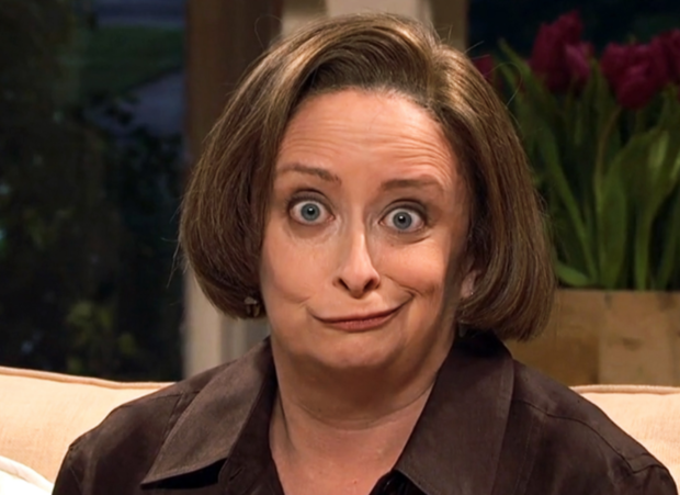 Actress Rachel Dratch was a member of Second City before leaving for