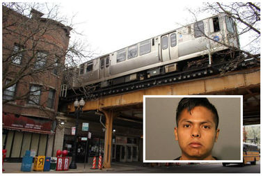 Police have arrested Adolfo Onofre, 22, on charges of attacking a man on the Sheridan