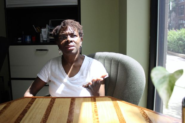 Lillie Barnett has worked with her hands for decades, but she found her calling as a massage therapist and business owner in the West Loop.