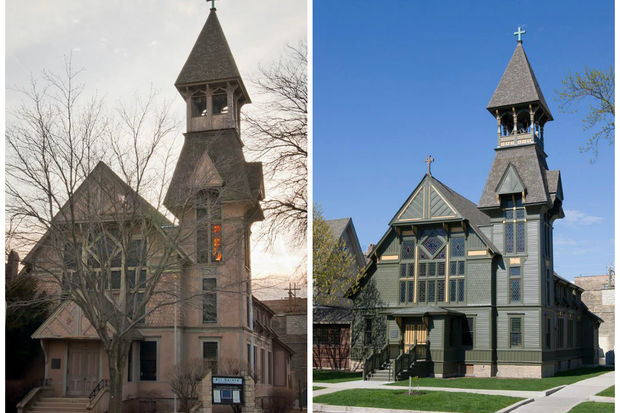 All Saints church is being restored inside and out. See the changes during Saturday's open house.