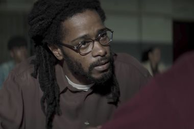 Lakeith Stanfield plays Collin Warner, a wrongfully convicted man, in the new film
