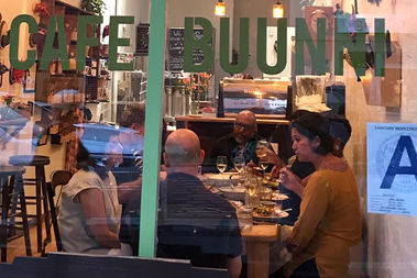BuunniCoffee said regulars will be taking over the shop on Wednesday, Aug. 16 in honor of its 5-year anniversary.