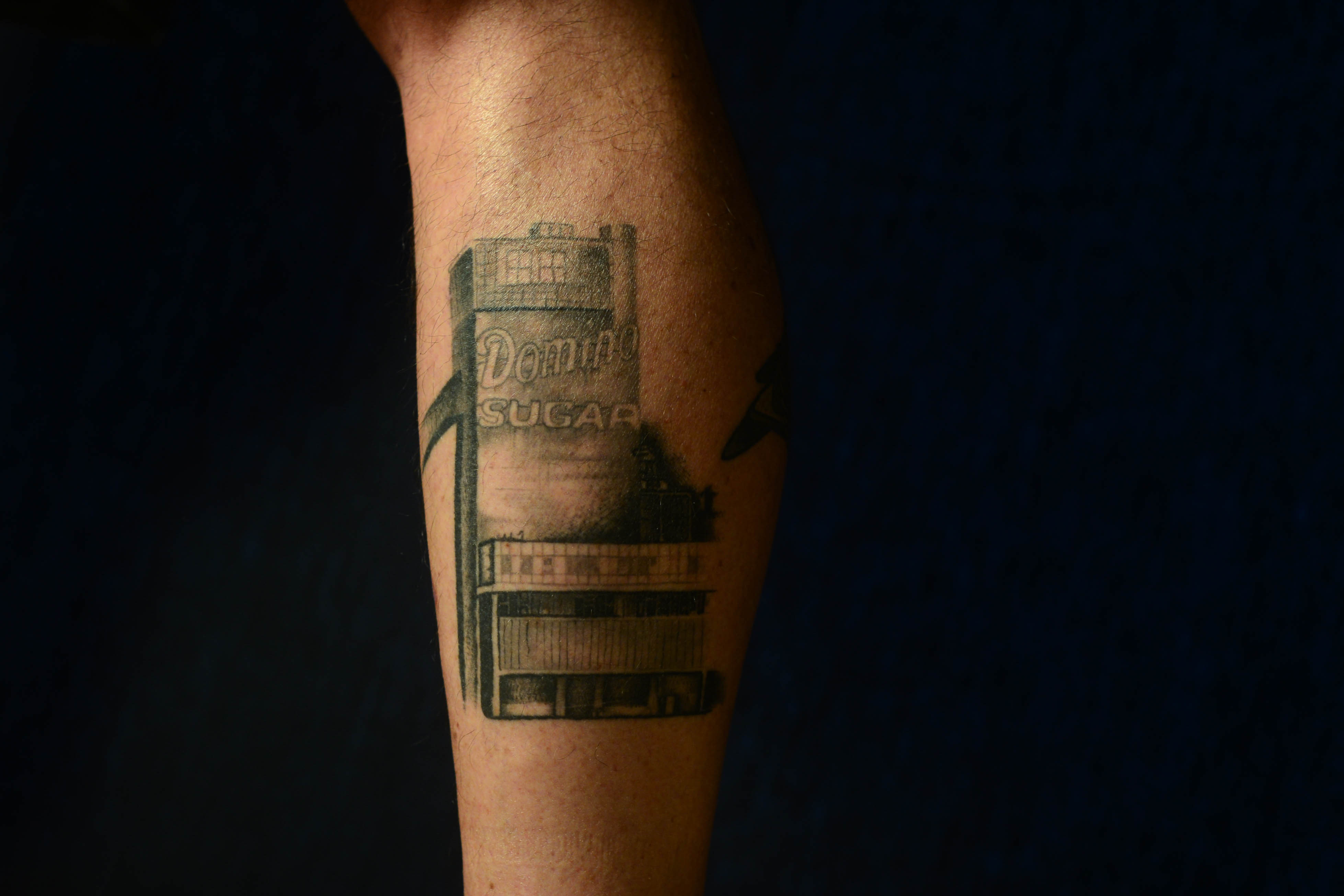 Slideshow some of the best nyc themed tattoos from across for Kati vaughn tattoo